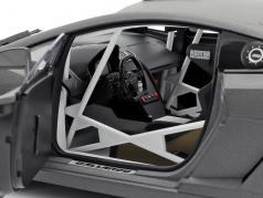 Lamborghini Gallardo GT3 FL2 Anno di costruzione 2013 stuoia Grigio 1:18 AUTOart