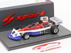 John Watson Penske PC3 #28 5. Syd afrikansk GP formel 1 1976 1:43 Spark