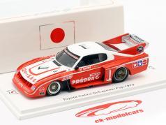 Toyota Celica LB Turbo #1 Ganador Inter 200 Mile Fuji 1979 N. Tachi 1:43 Spark