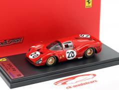 Ferrari 330 P3 #20 24h LeMans 1966 Scarfiotti, Parkes 1:43 LookSmart
