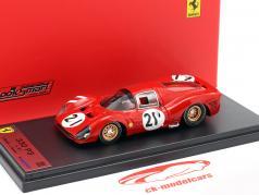 Ferrari 330 P3 #20 24h LeMans 1966 Guichet, Bandini 1:43 LookSmart