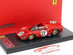 Ferrari 330 P3 #27 24h LeMans 1966 Rodriguez, Ginther 1:43 LookSmart
