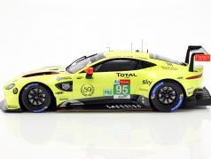 Aston Martin Vantage GTE #95 24h LeMans 2019 Thiim, Sörensen, Turner 1:18 Spark