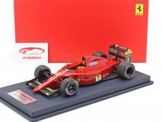 A. Prost Ferrari 641 #1 сотый Ferrari победа французский язык GP F1 1990 1:18 LookSmart