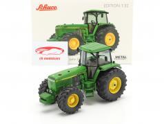 John Deere 4955 tractor Bouwjaar 1989-1992 groen 1:32 Schuco