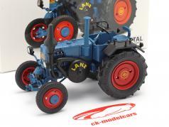 Lanz Bulldog Ano de construção 1936-1955 azul 1:32 Schuco