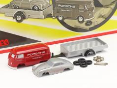 Porsche Racing service construction kit for the little Racing mechanic 1:90 Schuco Piccolo