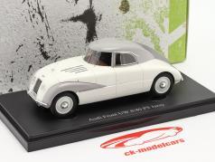 Audi Front UW 8/40 PS Jaray Bouwjaar 1934 Wit 1:43 AutoCult