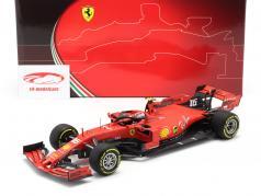 Charles Leclerc Ferrari SF90 #16 1st F1 Win Belgien GP 2019 1:18 BBR
