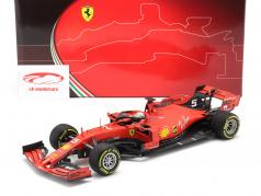 Sebastian Vettel Ferrari SF90 #5 4th Belgien GP Formel 1 2019 1:18 BBR