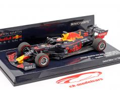 Max Verstappen Red Bull Racing RB15 #33 vincitore Tedesco GP F1 2019 1:43 Minichamps