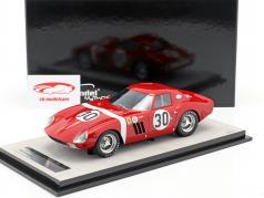 Ferrari 250 GTO 64 #30 Gagnant de la classe 12h Sebring 1964 N.A.R.T. 1:18 Tecnomodel