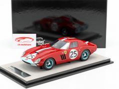 Ferrari 250 GTO 64 #25 6e 24h LeMans 1964 Ireland, Maggs, Stewart 1:18 Tecnomodel