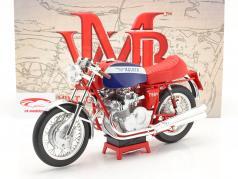 MV Agusta 750S Année de construction 1972 rouge / bleu 1:6 Vintage Motor Brands