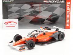 James Hinchcliffe Honda #29 Indycar Series 2020 Andretti Autosport 1:18 Lumière verte