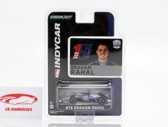 Graham Rahal Honda #15 IndyCar Series 2020 Rahal Letterman Lanigan Racing 1:64 Greenlight