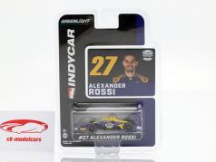 Alexander Rossi Honda #27 Indycar Series 2020 Andretti Autosport 1:64 Greenlight