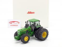 John Deere 4850 トラクター 建設年 1983-1988 緑 1:32 Schuco