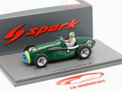 Prince Bira Connaught A #42 Frankreich GP Formel 1 1953 1:43 Spark