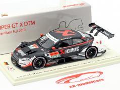 Audi RS 5 DTM #99 Super GT & DreamRace Fuji 2019 Rockenfeller 1:43 Spark