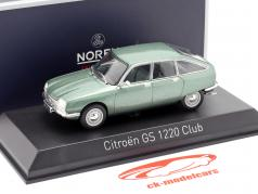 Citroen GS 1200 Club Baujahr 1973 grün metallic 1:43 Norev