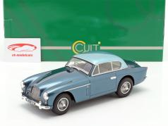 Aston Martin DB 2-4 MK II FHC Notchback 1955 blue metallic 1:18 Cult Scale
