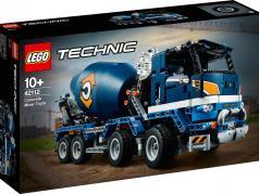 LEGO® Technic Betonmischer-LKW