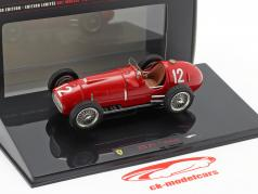 Gonzales première Ferrari 375 F1 Formule 1 1951 Ferrari Victory 1:43 HW Elite