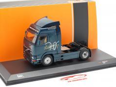 Volvo FH 12 Camión Año de construcción 1994 azul oscuro metálico 1:43 Ixo
