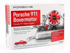 Porsche 911 6 cilinder Boxermotor Bouwjaar 1966 Kit 1:4 Franzis