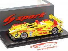 Porsche RS Spyder #7 Champion LMP2 Class ALMS 2007 1:43 Spark / 第二名 选择