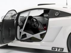 Lamborghini Gallardo GT3 FL2 Ano 2013 branco 1:18 AUTOart