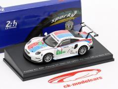 Porsche 911 RSR GTE #93 3 ° LMGTE Pro 24h LeMans 2019 Porsche GT Team 1:64 Spark