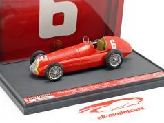 Juan Manuel Fangio Alfa Romeo 158 #6 Ganador Francia GP F1 1950 1:43 Brumm