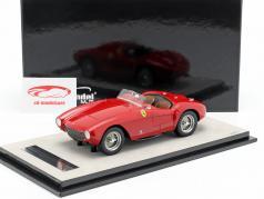 Ferrari 500 Mondial Trykke version 1954 rød 1:18 Tecnomodel
