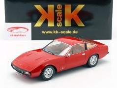 Ferrari 365 GTC4 Baujahr 1971 rot 1:18 KK-Scale