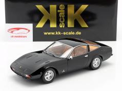 Ferrari 365 GTC4 year 1971 black 1:18 KK-Scale