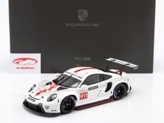 Porsche 911 (992) RSR WEC 2019 介绍 版 1:18 Spark