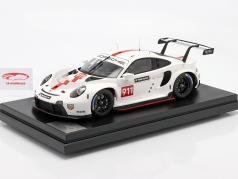 Porsche 911 (992) RSR WEC 2019 Apresentação versão 1:12 Spark