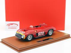 Ferrari 290 MM #600 第四名 Mille Miglia 1956 Fangio 1:18 BBR