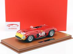 Ferrari 290 MM #548 优胜者 Mille Miglia 1956 Castellotti 1:18 BBR
