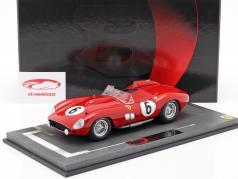 Ferrari 335 S #6 24h LeMans 1957 Collins, Hill 1:18 BBR