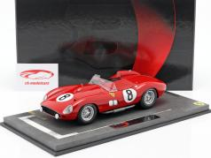 Ferrari 315 S #8 24h LeMans 1957 Lewis-Evans, Severi 1:18 BBR