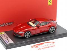 Ferrari Roma Año de construcción 2020 rojo metálico 1:43 LookSmart