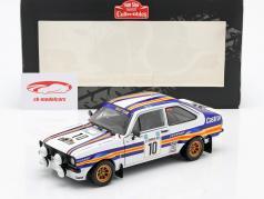 Ford Escort RS1800 #10 Winnaar Rallye Acropolis 1980 Vatanen, Richards 1:18 SunStar