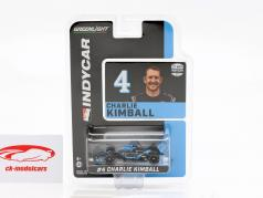 Charlie Kimball Chevrolet #4 IndyCar Series 2020 1:64 Greenlight