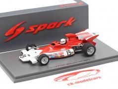 Howden Ganley BRM P180 #19 Monaco GP formel 1 1972 1:43 Spark
