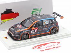 Volkswagen VW Golf VII GTI #96 24h Nürburgring 2019 Kluge, Wulf, Garrn, Lohn 1:43 Spark