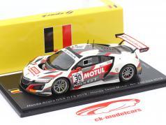 Honda NSX GT3 #30 6th 24h Spa 2019 Baguette, Farnbacher, v. der Zande 1:43 Spark