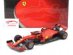 C. Leclerc Ferrari SF90 #16 Ganador Bélgica GP F1 2019 Pole Position 1:18 BBR